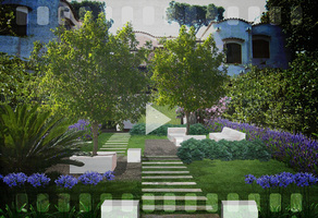 Il progetto del giardino