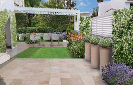 Progetto giardino online galleria progetti giardini for Esempi giardino