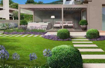 Gallery of progetto giardino nel lazio with progetti di - Progetti per giardini ...