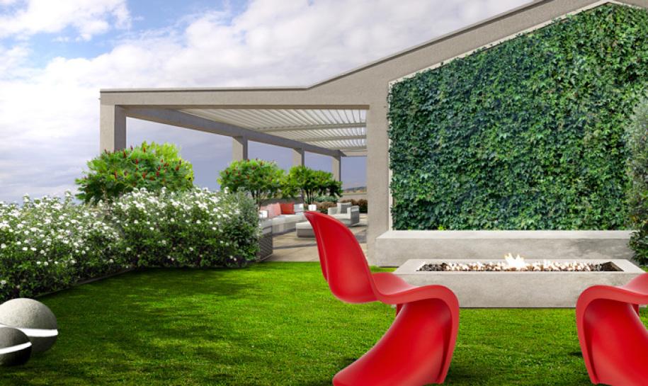 Garden Designer: progettazione di terrazzi e giardini pensili
