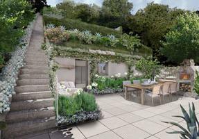 Progettazione giardini online creare angoli di paradiso - Terrazzi e giardini pensili ...