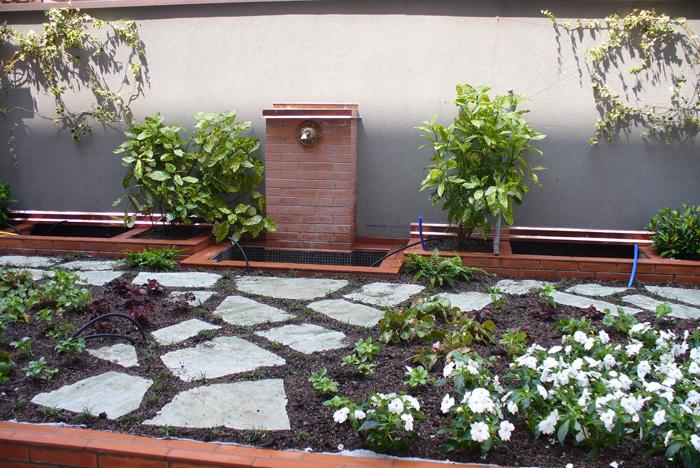 Progetto giardino online il giardino pensile all 39 ombra - Giardino pensile terrazzo ...