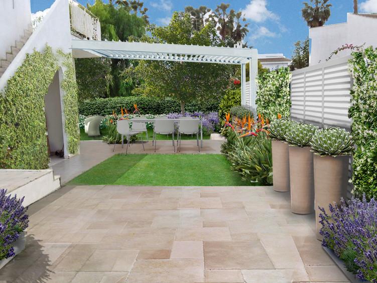 Progetto giardino online il giardino a taranto - Progetto di un giardino ...