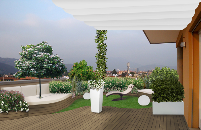 Progetto giardino online il progetto - Progetto di un giardino ...