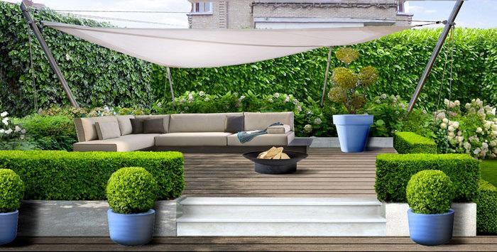 Verde progetto il giardino giusto - Progetto per giardino ...