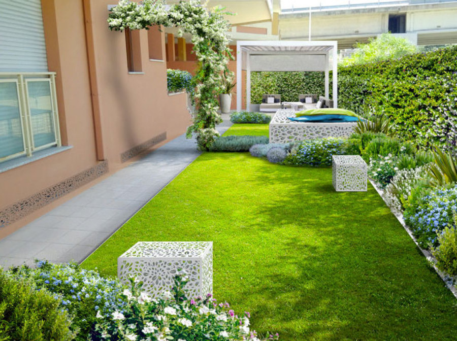 Arredo Giardino Caserta E Provincia.Progetto Giardino Online Galleria Progetti Giardini