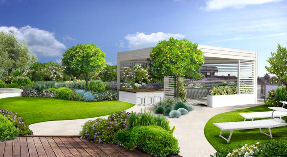 Progetto giardino online i giardini pensili for Progettazione on line
