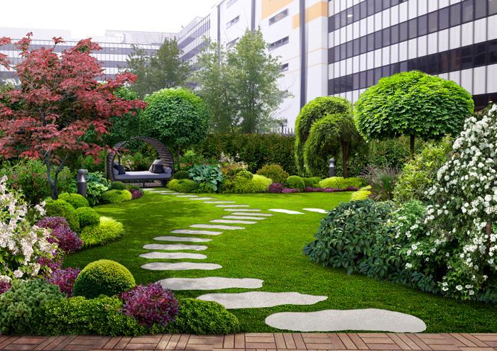 Verde progetto il giardino zen for Giardini zen immagini