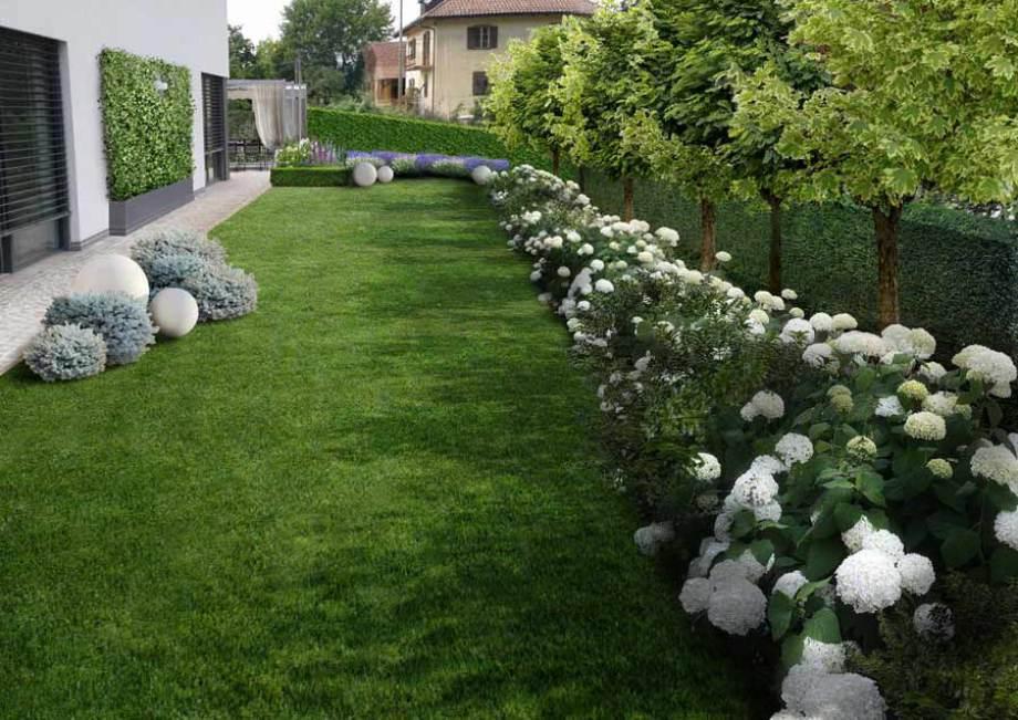 Giardino a Bolzano