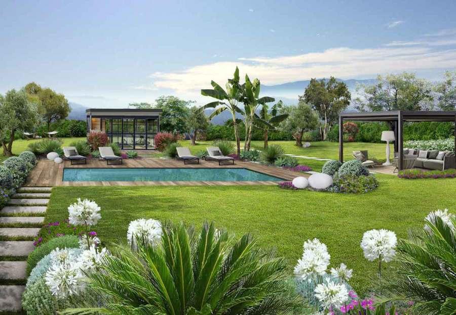 Progetto giardino online giardini creativi su misura per te - Progetto casa pescara ...